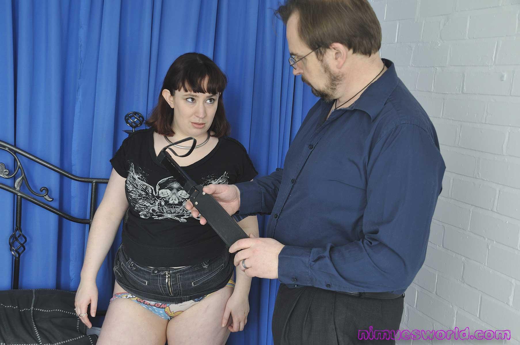 Erotic doctor examination