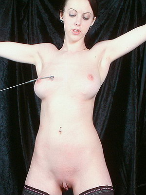 breast and pussy whipping with Emily Sharpe