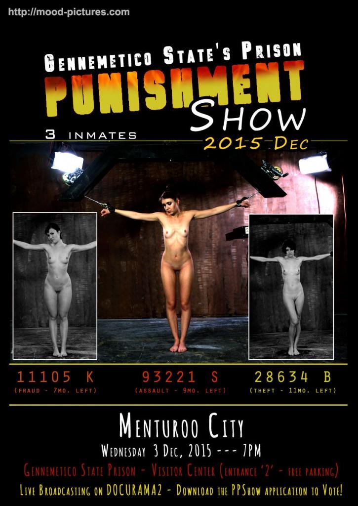 prisoner punishment show - mood pictures