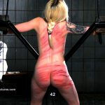 Spanking Film - Experiment from Elitepain