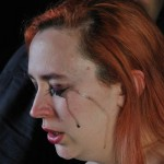 Redhead slave nimue spanked to tears